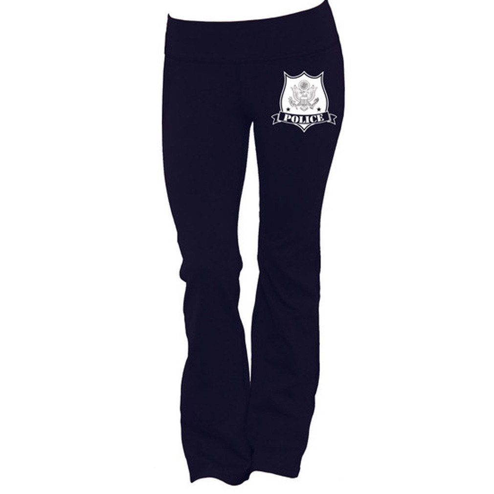 Police Yoga Pants - Butterfly Trade