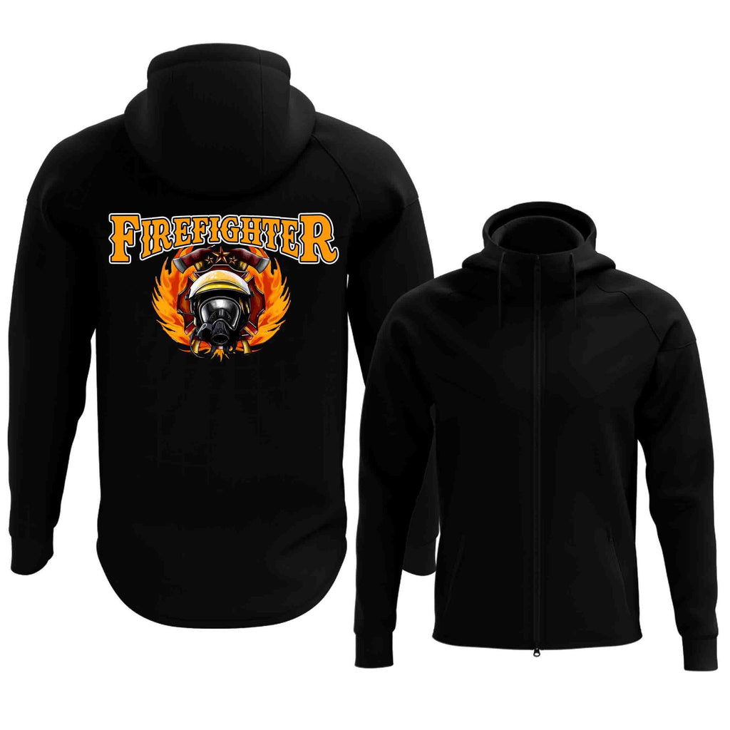 Firefighter Full Zip Hoodie (2017 Edition)
