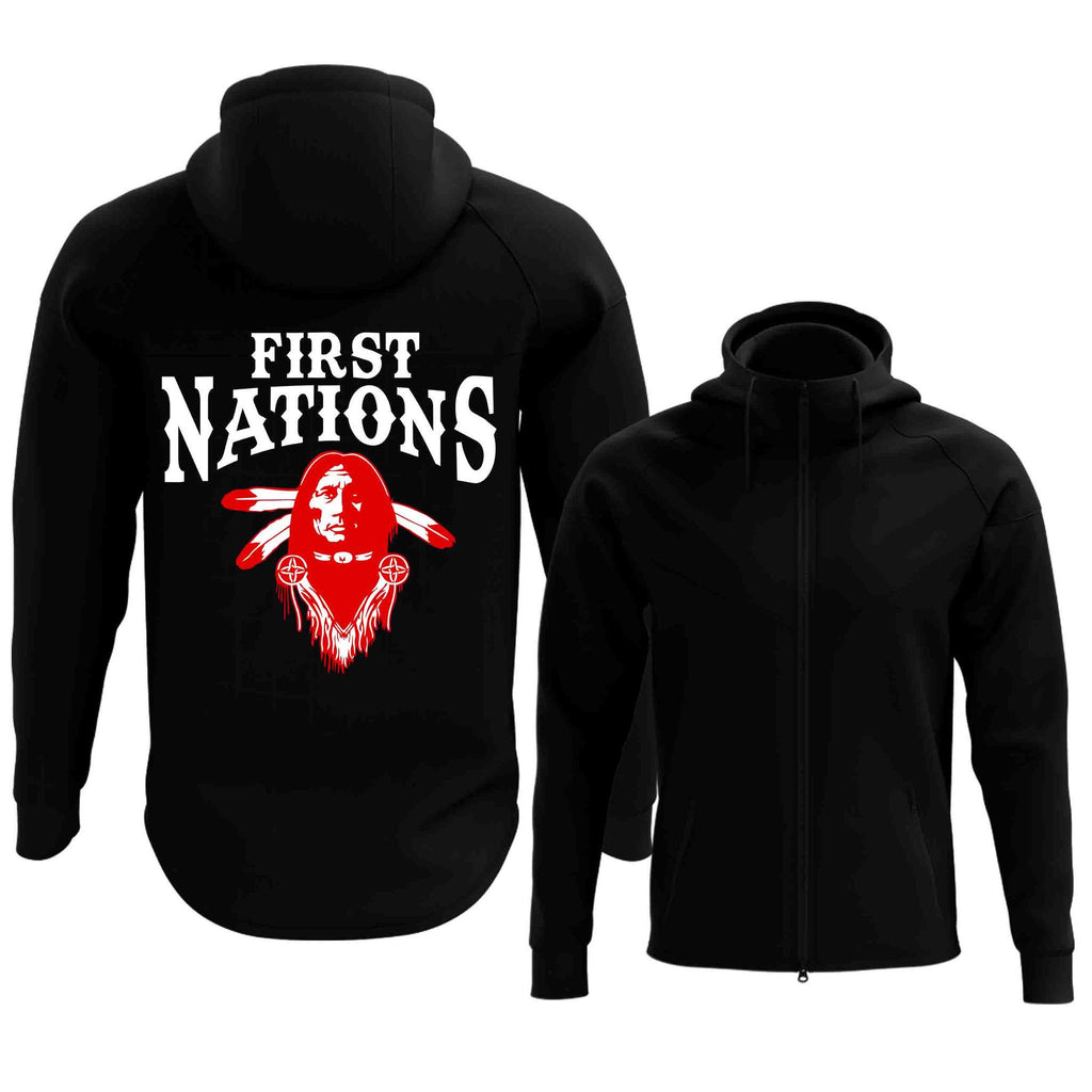First Nations Full Zip Hoodie (2017 Edition)