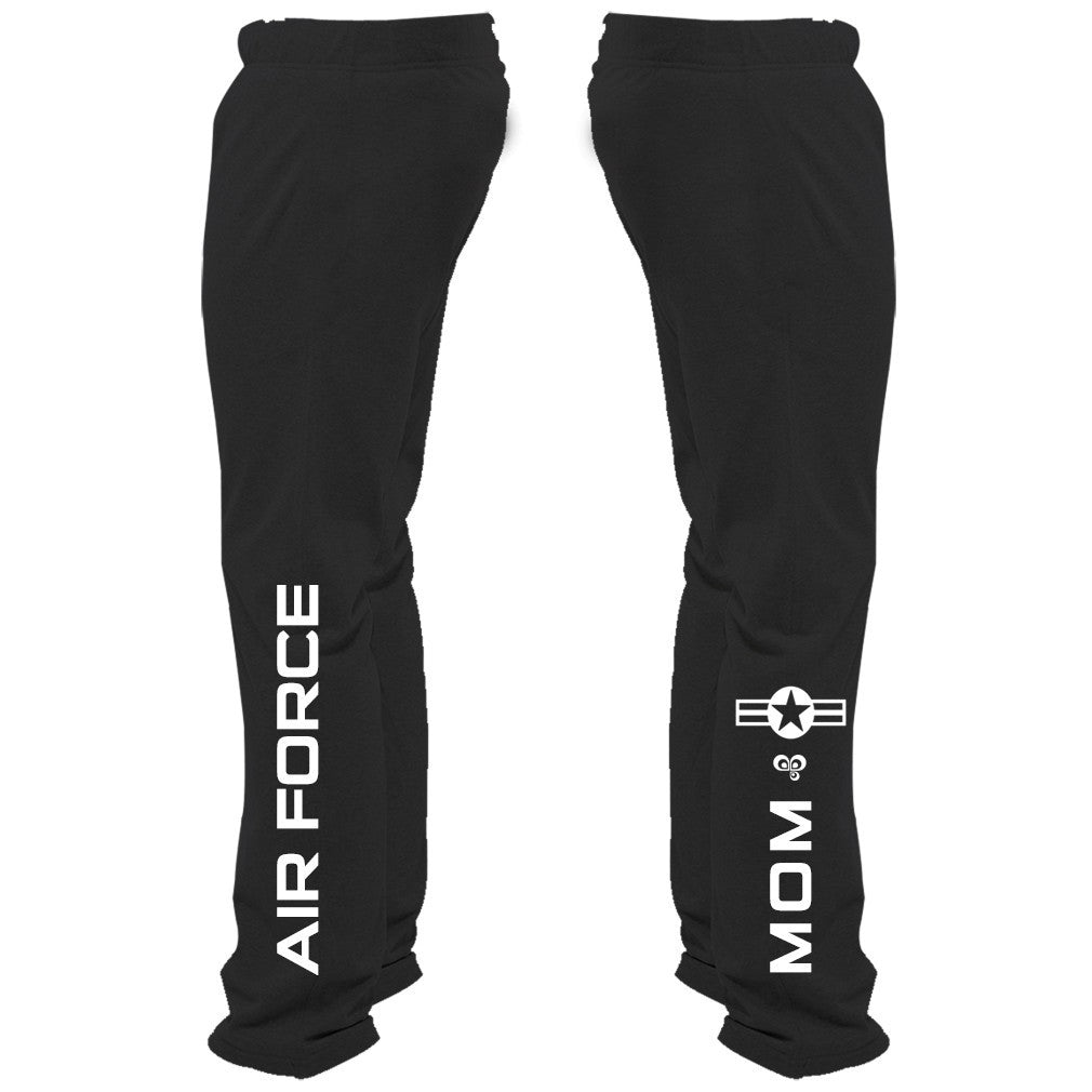 Air Force Mom Sweatpants - Butterfly Trade