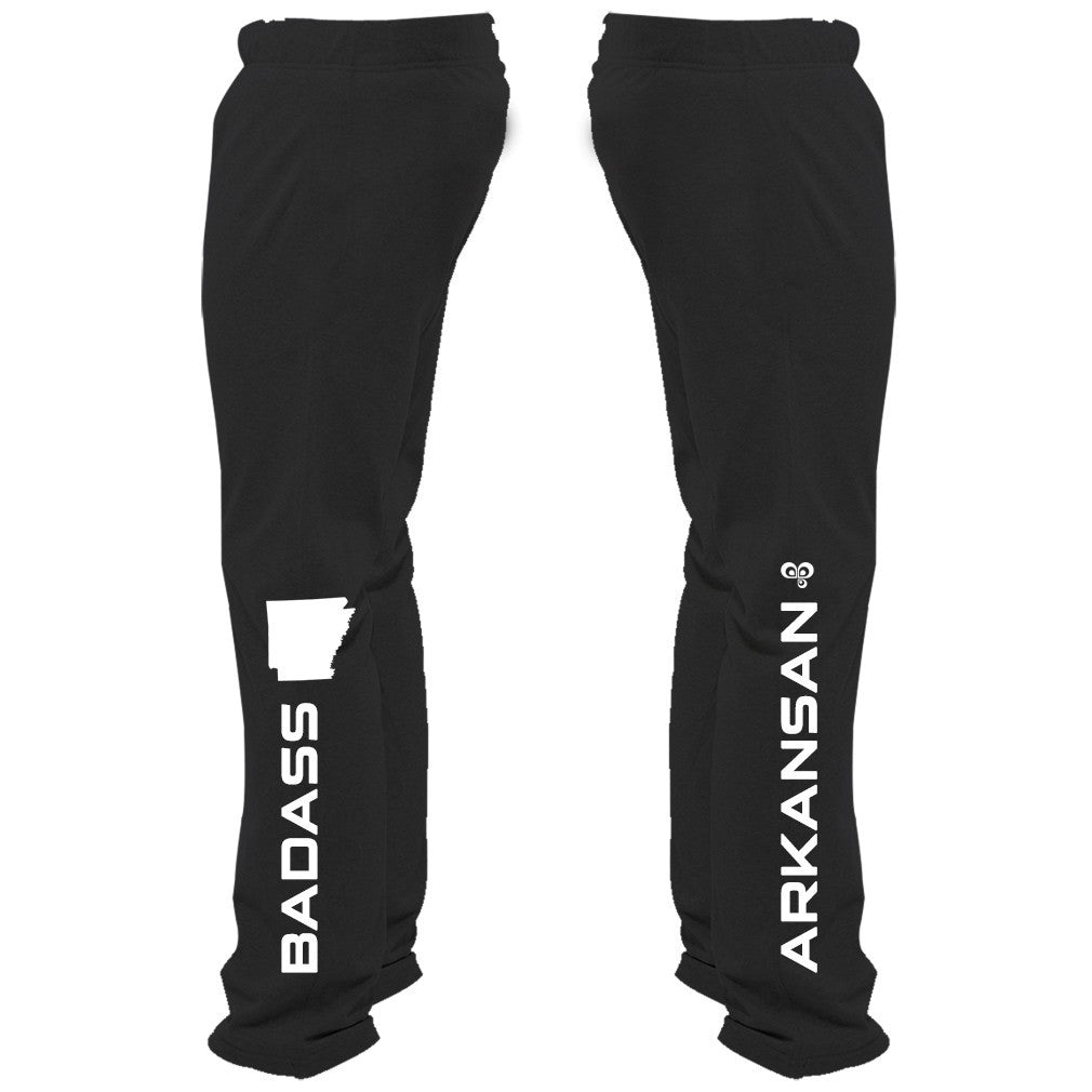 Badass Arkansan Sweatpants - Butterfly Trade