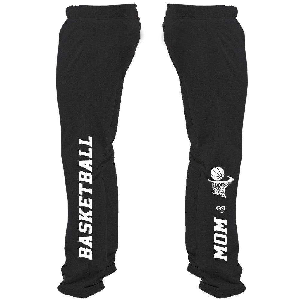 Basketball Mom Sweatpants - Butterfly Trade