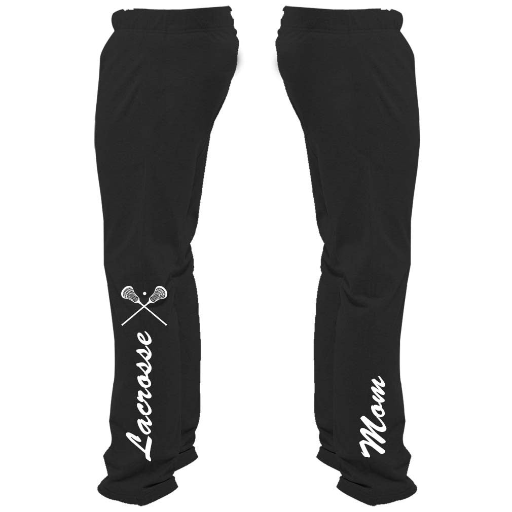 Lacrosse Mom Sweatpants - Butterfly Trade