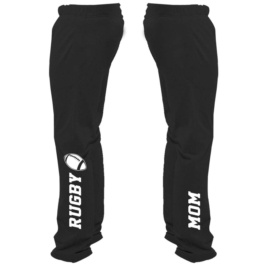 Rugby Mom Sweatpants - Butterfly Trade