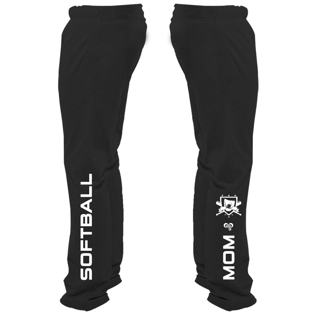 Softball Mom Sweatpants - Butterfly Trade