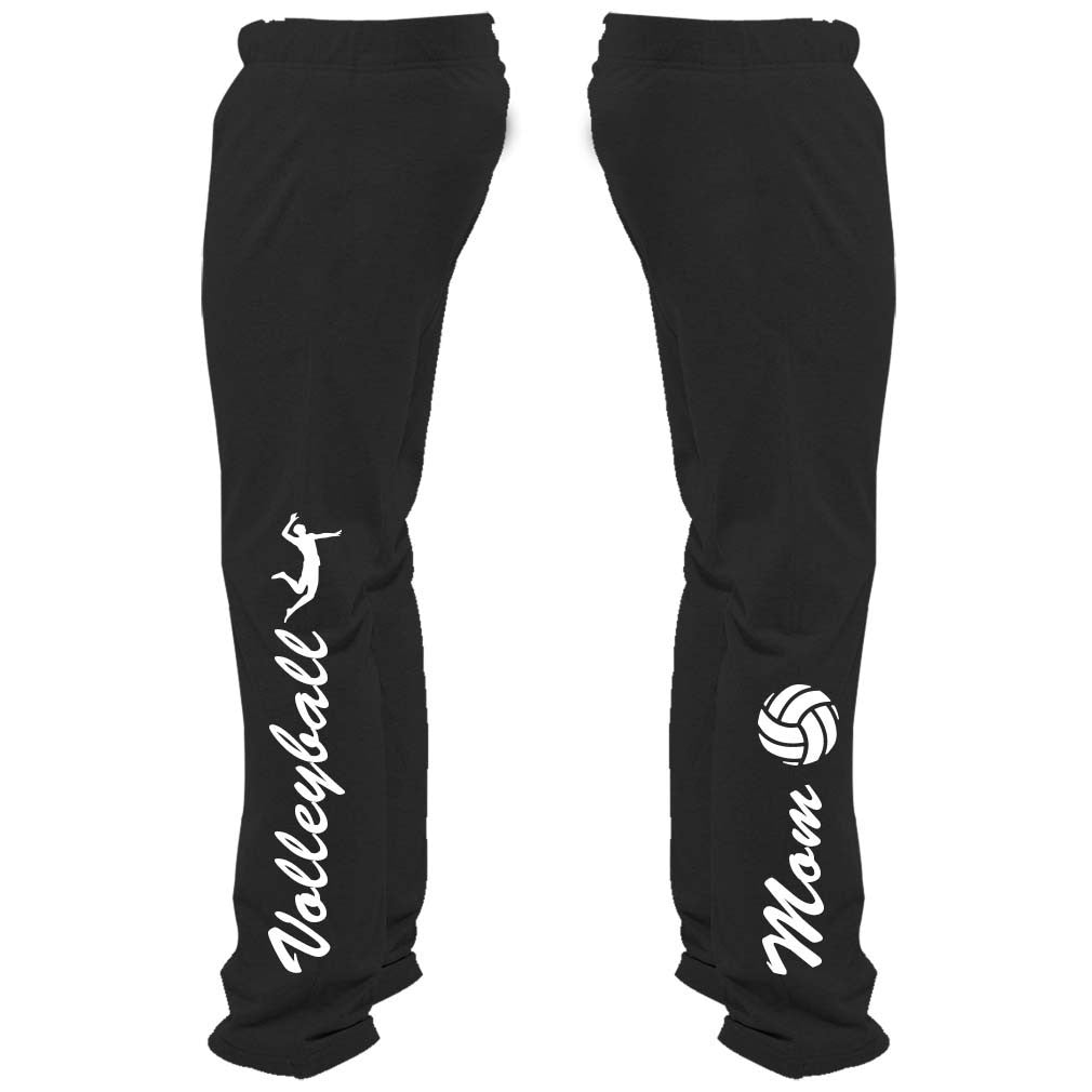Volleyball Mom Sweatpants - Butterfly Trade