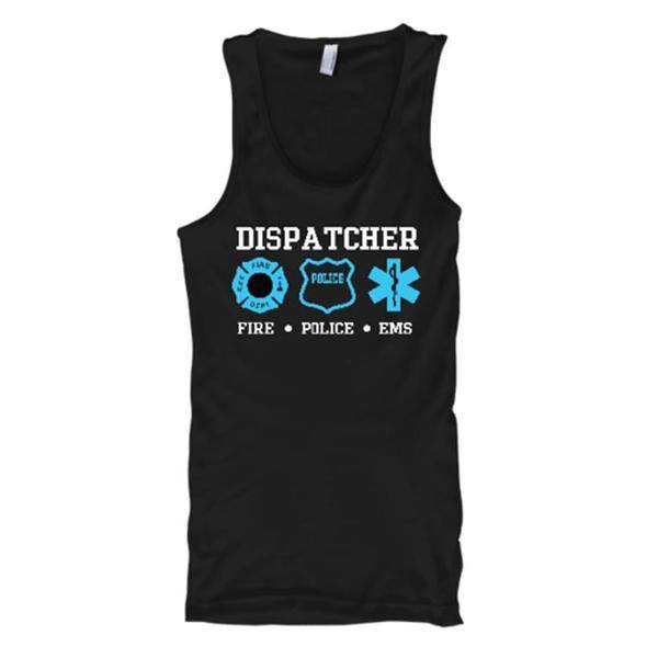 Dispatcher Tank Tops - Butterfly Trade