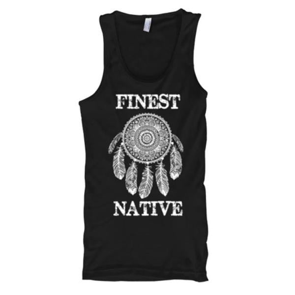 Finest Native Tank Tops - Butterfly Trade