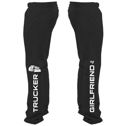 Trucker Girlfriend Sweatpants