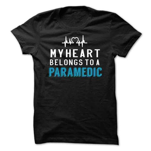 My Heart Belongs To A Paramedic - Butterfly Trade