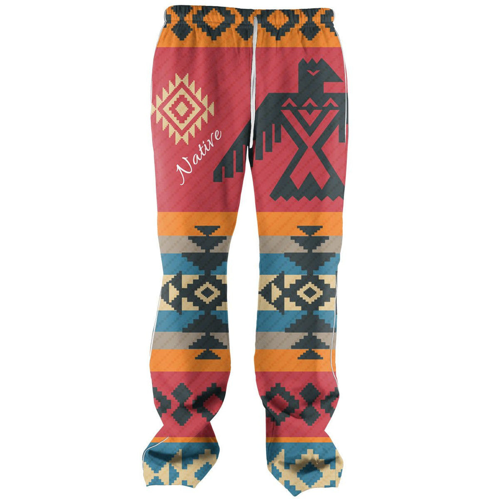 Native American All Over Print Sweatpants