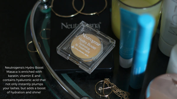 Pueblo Jewelry at Neutrogena Makeup Master Class - Hydro Boost Plumping Mascara