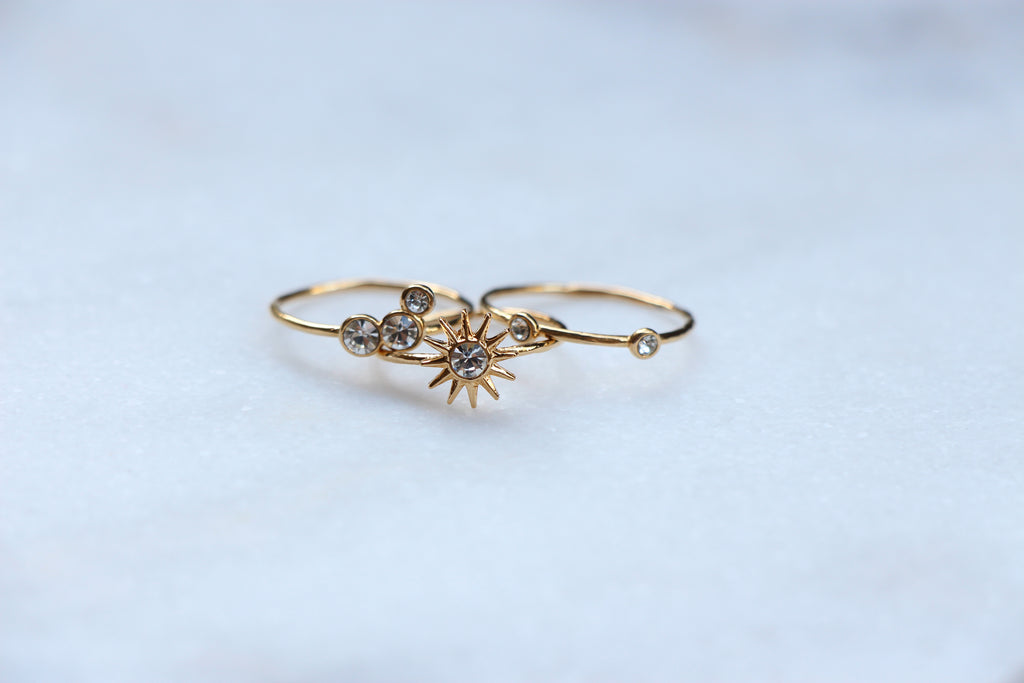 Trio Ring Set .001