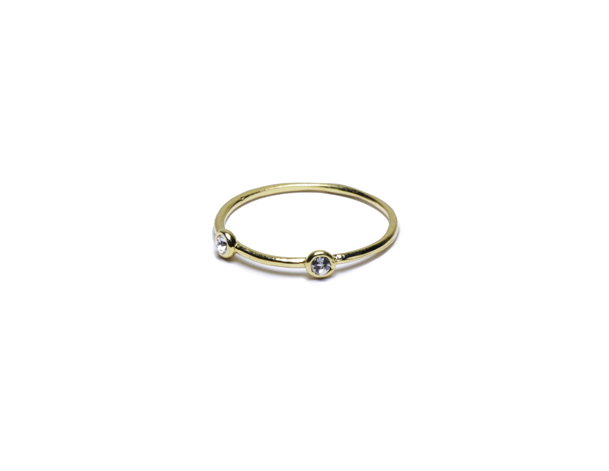 Pueblo Jewelry - Minimal gold ring