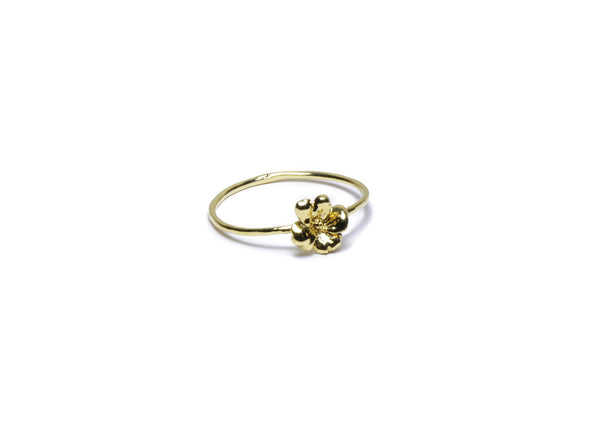 Pueblo Jewelry - Orchid flower ring