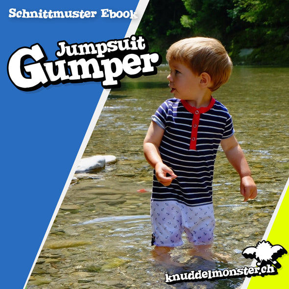 Ebook Jumpsuit Gumper
