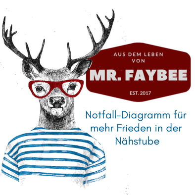Freebie Mr. Faybee Notfalldiagramm
