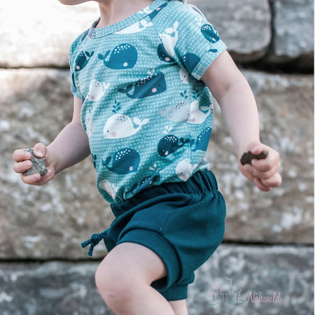 Fairtrade Biojersey Babywal Boys