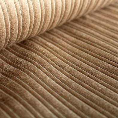 Fairtrade Bio Kabelcord Taupe