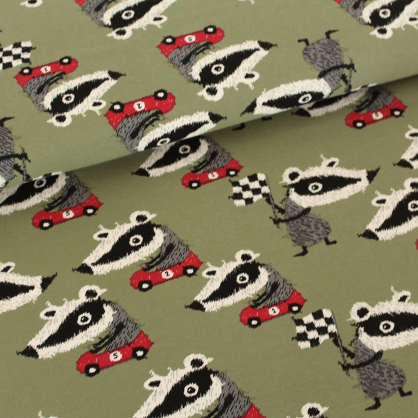 Biojersey Badger Race moos