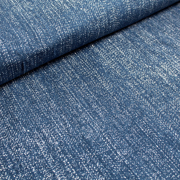 Fairtrade Biojersey Denim