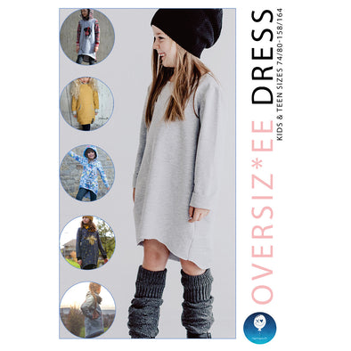 ebook Oversiz*ee Dress 74-164
