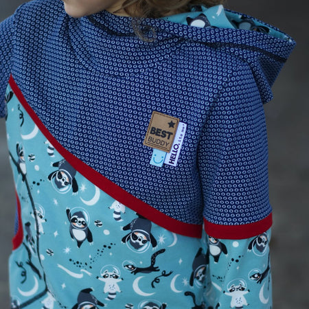 Fairtrade Biojersey - Space Walker