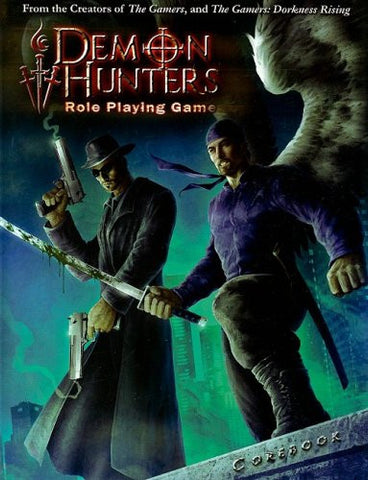 Demon Hunters RPG Hardcover
