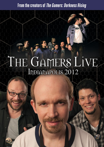 The Gamers: Live at GenCon Indianapolis 2012