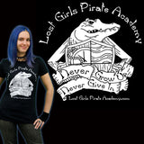 Lost Girls Pirate Academy Shirts
