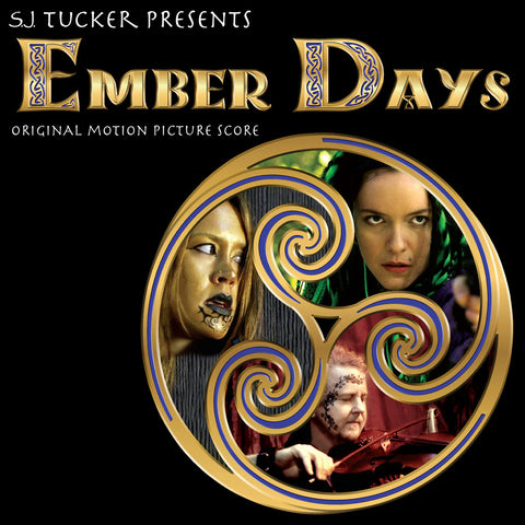 S.J. Tucker - Ember Days Soundtrack