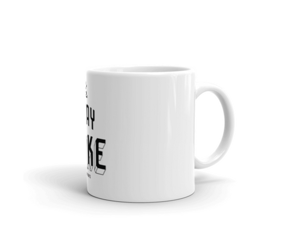 I Stay Woke Coffe Mug