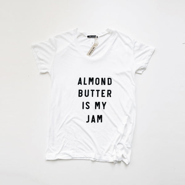 Almond Butter is my Jam
