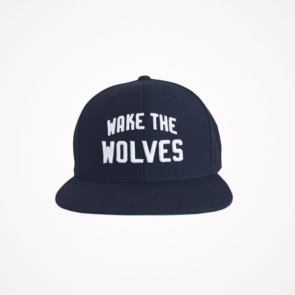 Wake The Wolves Snapback