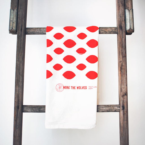 Tea towel / Apron / Furoshiki (I Stay Woke)