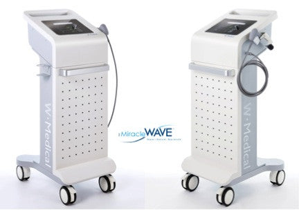 The Miracle Wave (Non-Invasive Sound Wave Therapy) DOES NOT INCLUDE CART