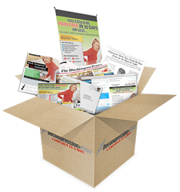 Campaign in a Box - Pain Free in 30 Days or Less