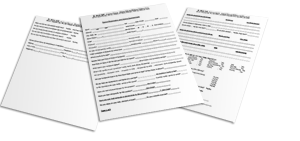 Patient Registration Forms