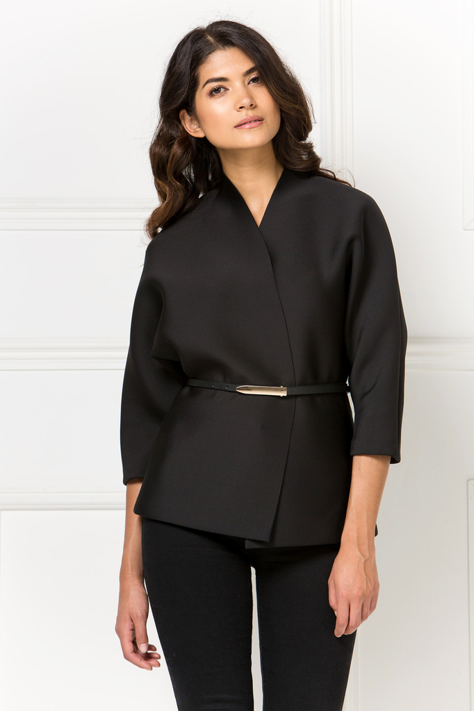 Audrey Jacket - Black