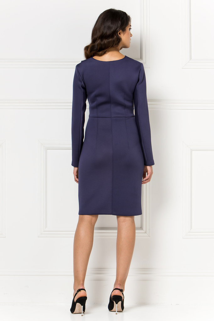 Kate Dress - Indigo