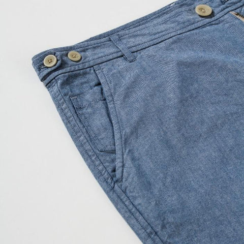 Summer Chambray Trouser