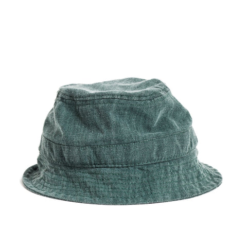 Bucket Hat - Broken Twill - Green