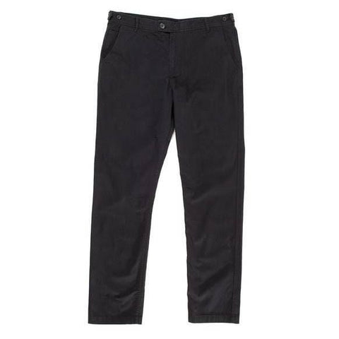 Black Sanded Chino