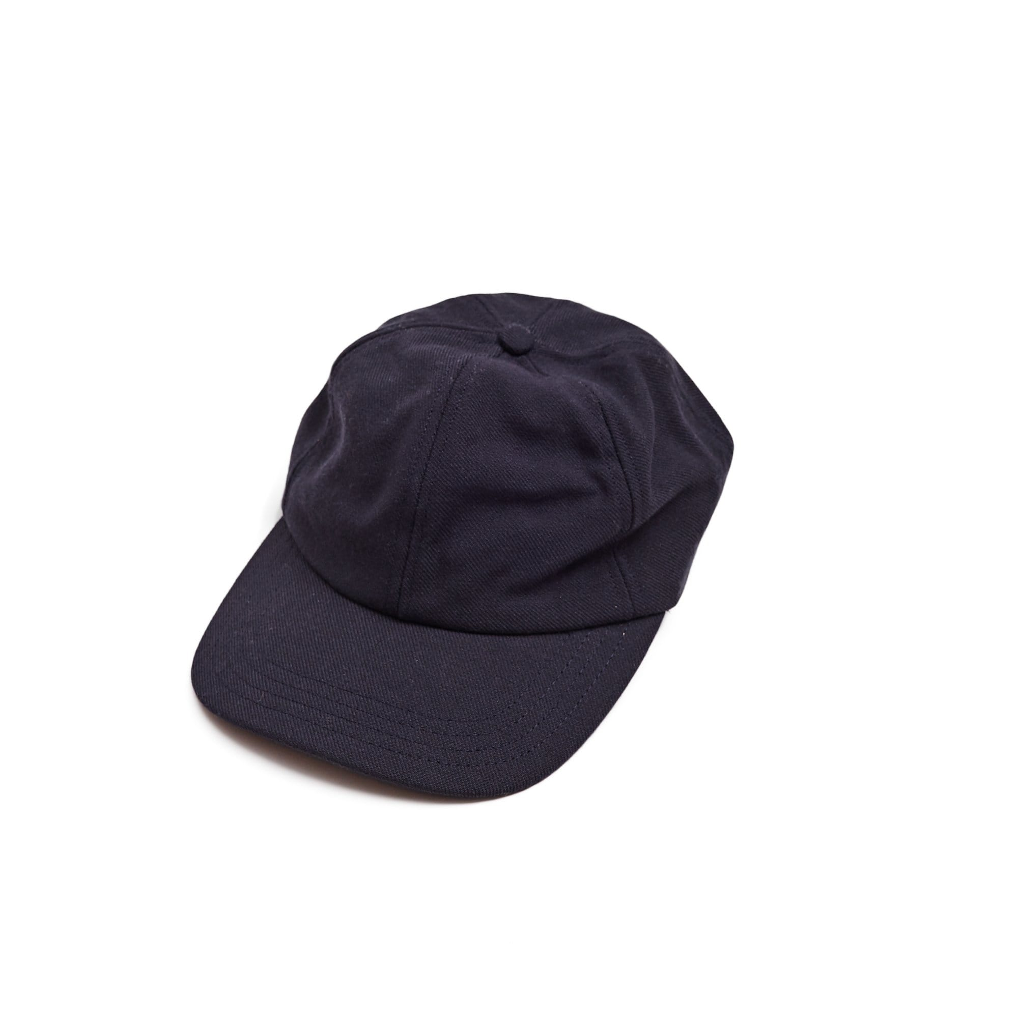 Wool Navy Cap