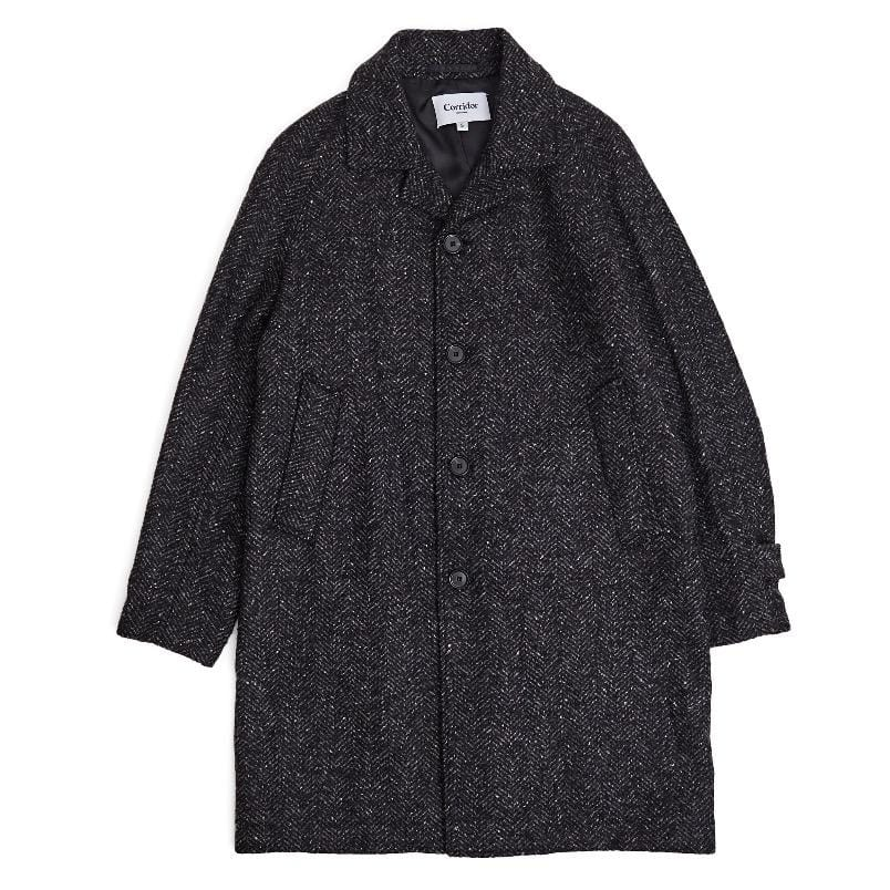 Italian Raglan 3/4 Length Coat