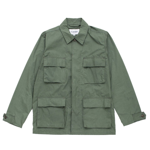 Peached Nylon M41 - Olive
