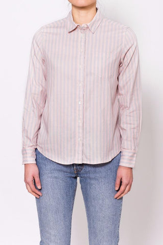 Dove Grey Stripe