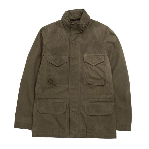 Waxed Cotton M65 - Olive (7.4oz)