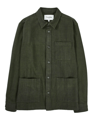 Hunter Bedford Cord Overshirt