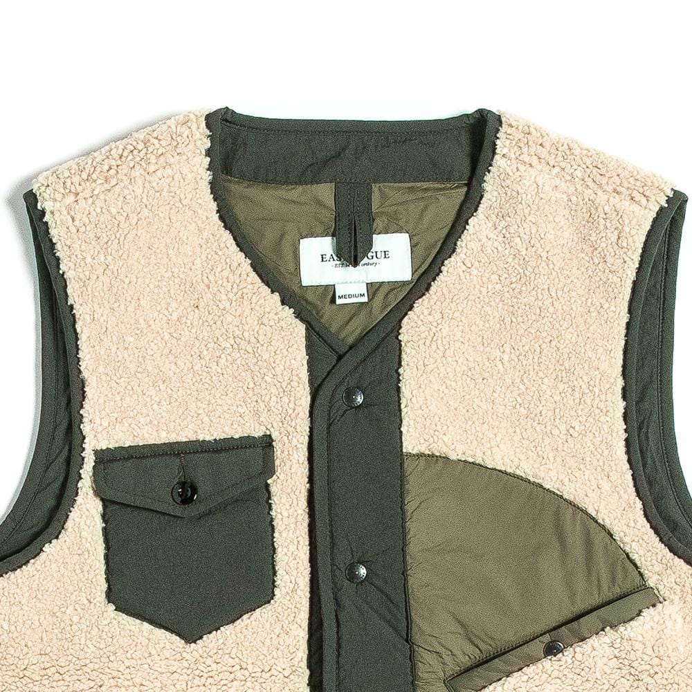 Eastlogue Traveler Vest - Beige